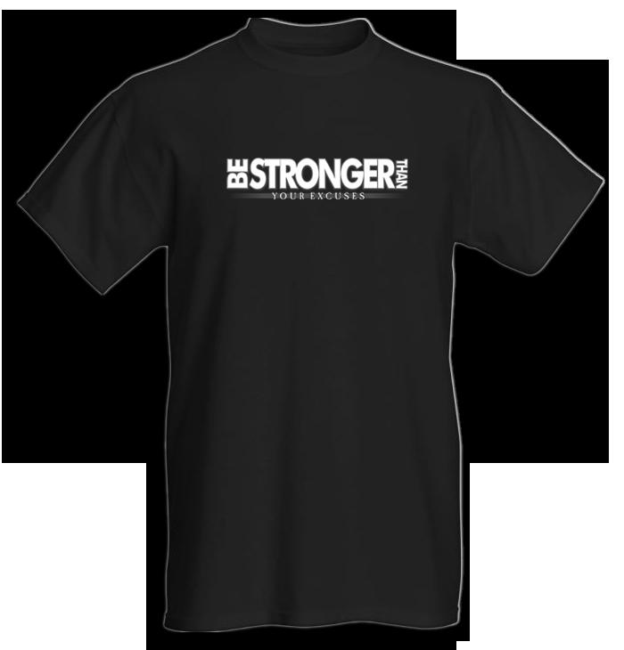 Be Stronger... (Men)