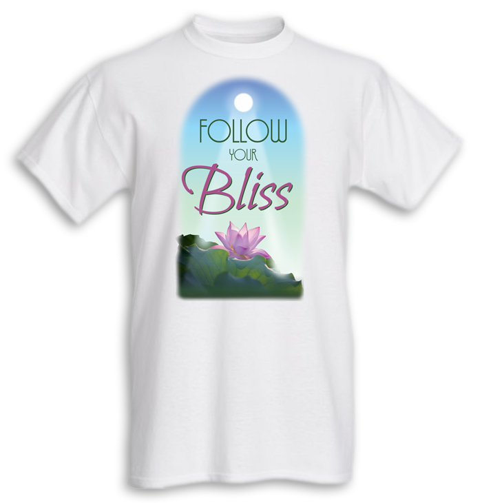 Follow Your Bliss 1 (Men)