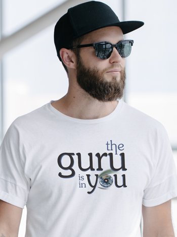 The Guru Is In You (Men)
